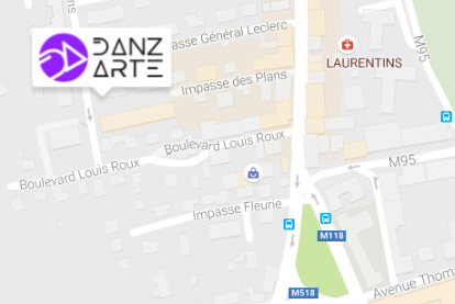 Danz'Arte, 68, Avenue des Plans, Saint-Laurent-du-Var