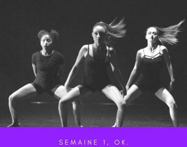 Alors, cette première semaine ??? 💥 . Vous avez été nombreux à vous inscrire, et aussi nombreux à faire des cours d'essais ! Nous espérons que nous vous avons conquis et prions pour vous revoir très vite ! Plus d'infos ? Quelques questions ? N'hésitez pas à nous contacter ! 😁 . #danzarte #dance #danceclass #danzartefamily #danceschool #workhard #saintlaurentduvar #cool #love #danceforlife #instadance #semaine1
